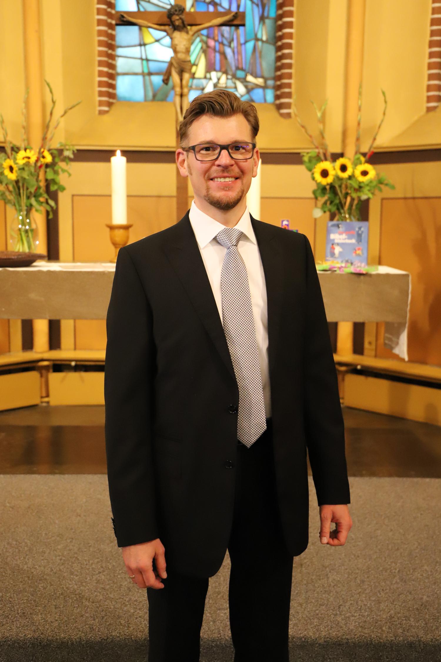 Dr. Oliver Unglaube